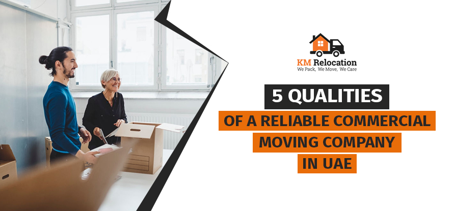 commercial moving company in uae