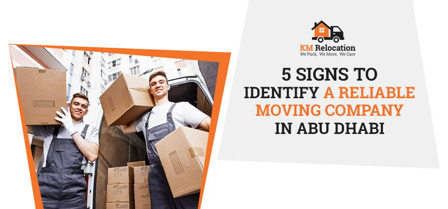 reliable moving company in abu dhabi