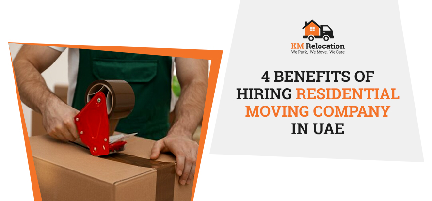 residential moving company in uae