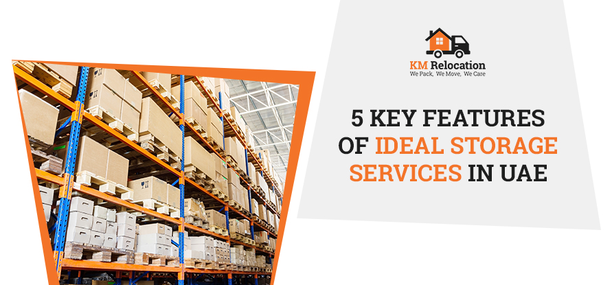 ideal storage services in uae
