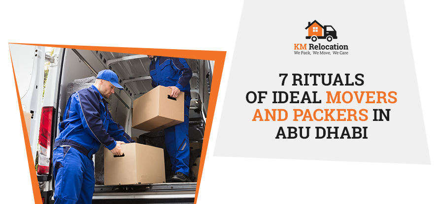 ideal movers and packers in abu dhabi